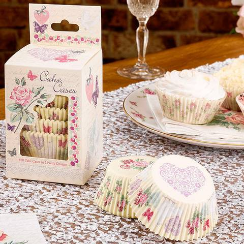 Bilde av Muffinsformer With Love 100stk