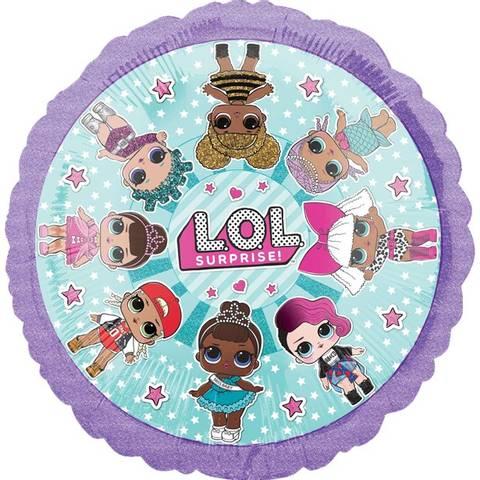 Bilde av LOL Surprise Folieballong 43cm