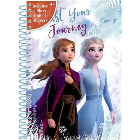 Bilde av Disney Frost II Notisbok