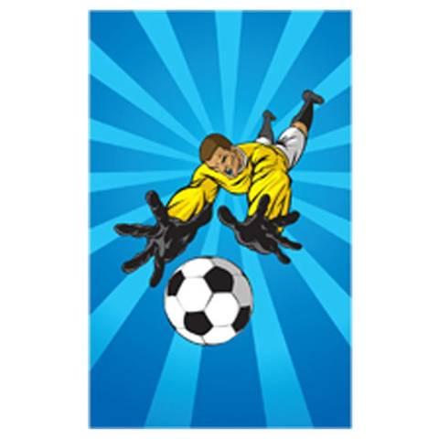 Bilde av Fotball Notatbok 1stk